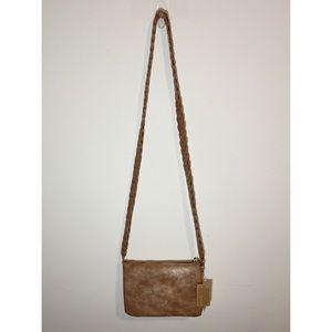 NWT ANTHROPOLOGIE Valerie Crossbody Bag